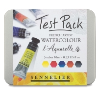 Test Pack, Set of 5