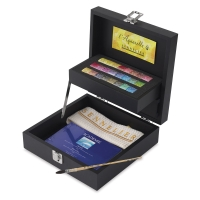 Wood Box Set of 24
