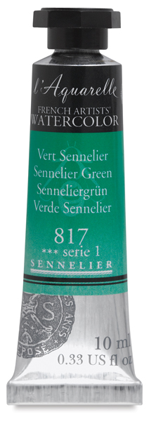 Sennelier Green, 10 ml