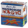 Watercolor Magic Watercolors, Standard Set of 6, 8 oz