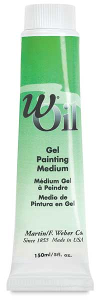 Gel Painting Medium