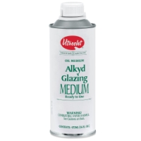 Alkyd Glazing Medium, 473 ml