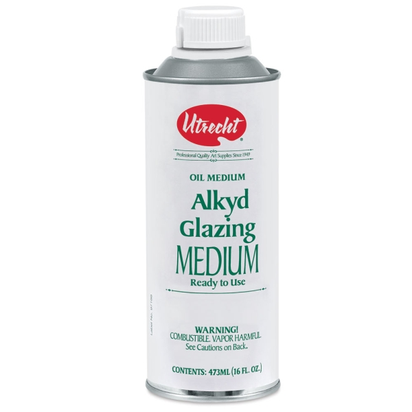 Alkyd Glazing Medium, 473 ml