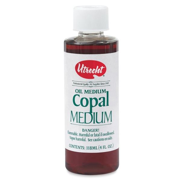 Copal Painting Medium