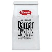 No. 1 Singapore Damar Crystals
