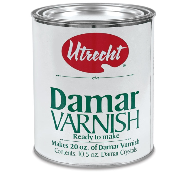 Ready-to-Make Damar Varnish