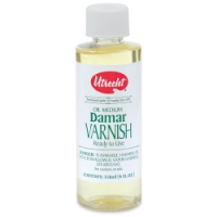 Damar Varnish, 4 oz