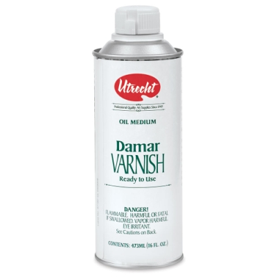 Damar Varnish, 16 oz