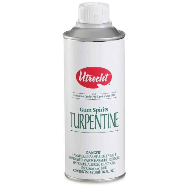 Gum Turpentine, 16 oz
