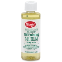 Oil Painting Medium, 4 oz