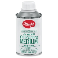 Oil Painting Medium, 8 oz