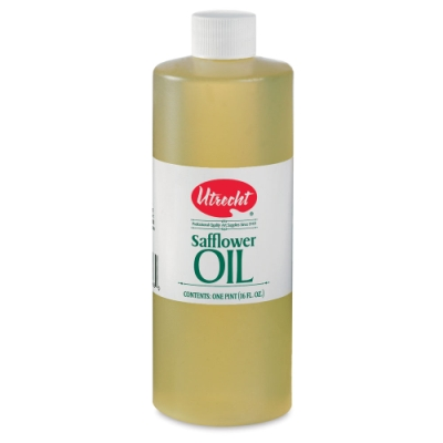 Safflower Oil, 16 oz
