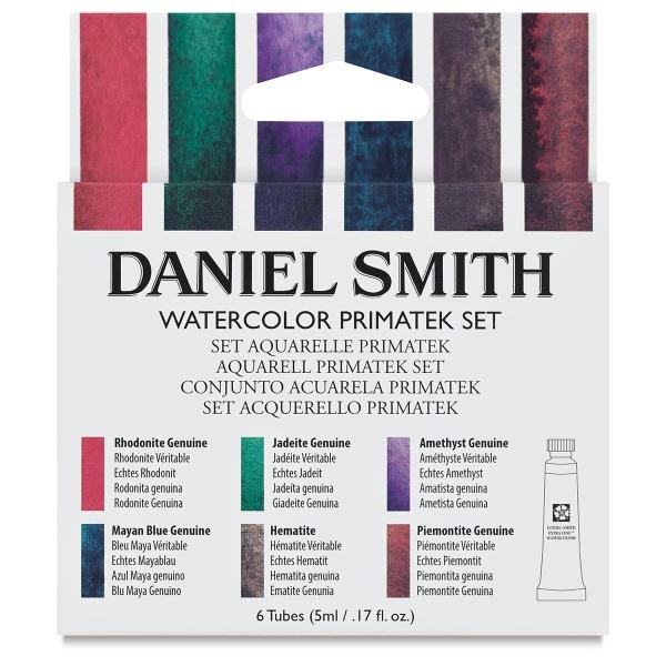 Daniel Smith Extra Fine Watercolors Blick Art Materials
