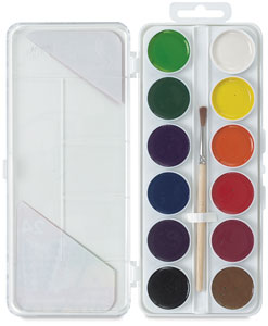 Standard Colors, Set of 24