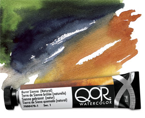 QoR Modern Watercolor