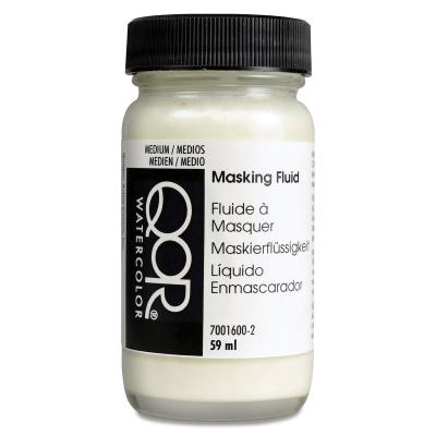 Masking Fluid, 59 ml bottle