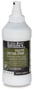 Palette Wetting Spray