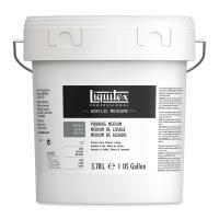 Liquitex Acrylic Pouring Medium, 1 Gallon Bucket