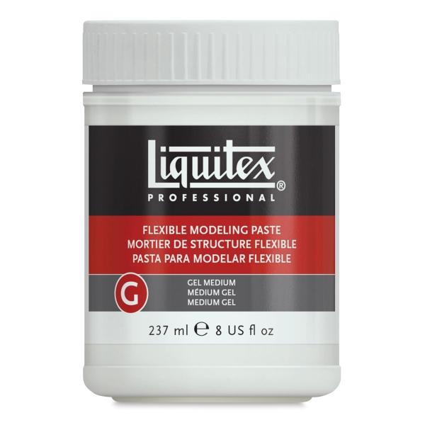 Flexible Modeling Paste, 8 oz