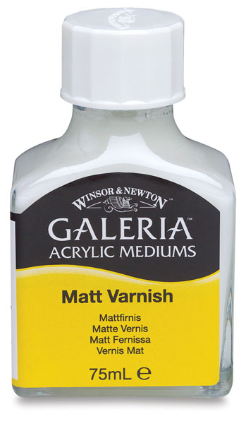 Matte Varnish, 75 ml