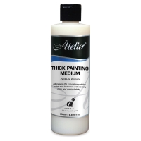 Thick Painting Medium