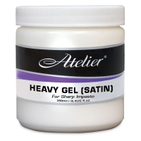 Heavy Gel, Satin, 8.4 oz