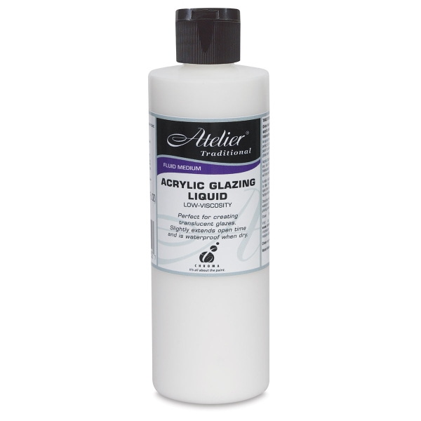 Acrylic Glazing Liquid, 8 oz