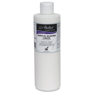 Acrylic Glazing Liquid, 16 oz