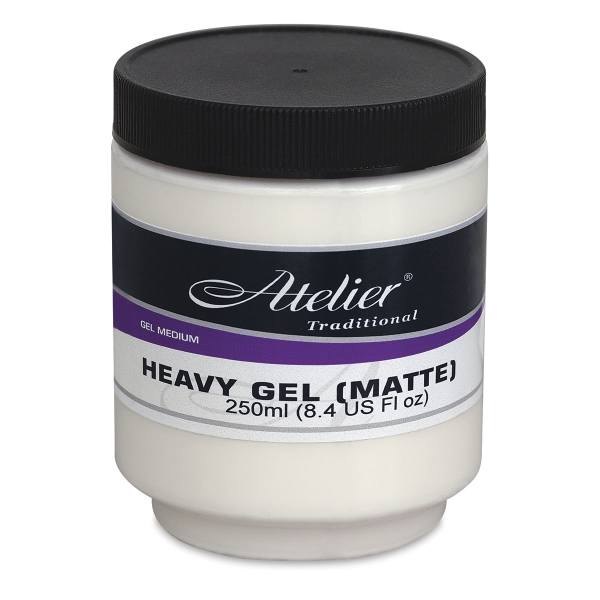 Heavy Gel, Matte, 8.4 oz