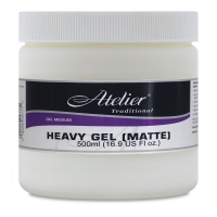 Heavy Gel, Matte