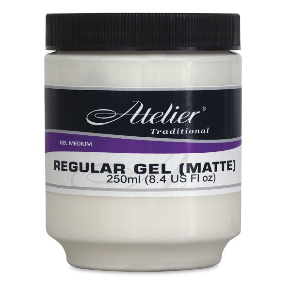 Regular Gel, Matte, 8.4 oz