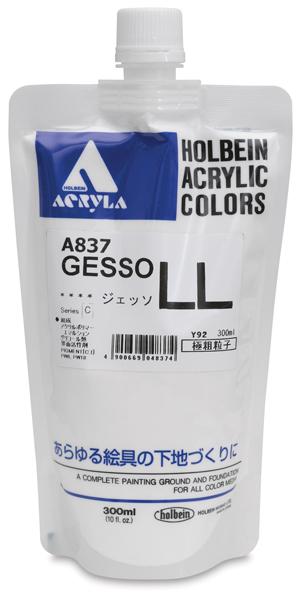 White, Extra Coarse Texture