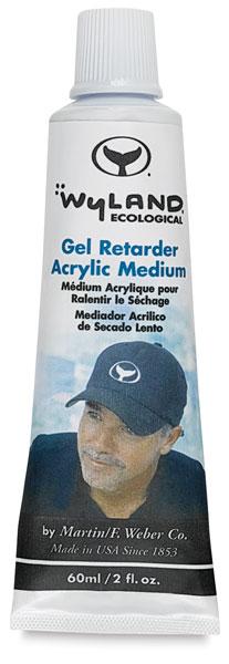Acrylic Retarder Gel, 60 ml