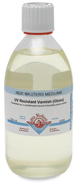 UV Resistant Varnish, Gloss