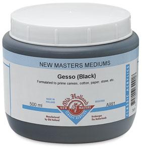 Black, 500 ml