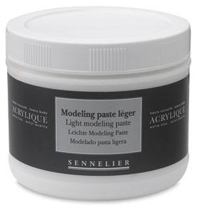 Light Modeling Paste, 500 ml