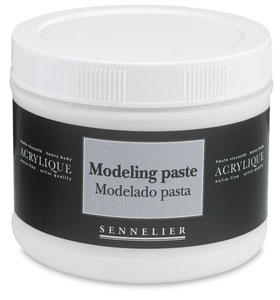 Modeling Paste, 500 ml