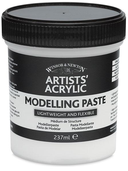 Modelling Paste, 237 ml Jar