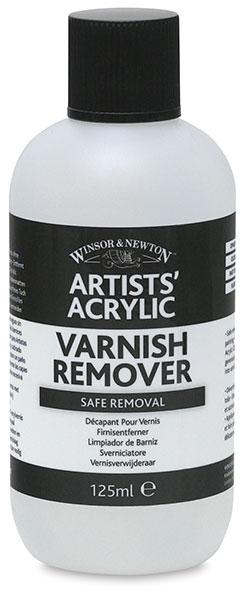 Varnish Remover, 125 ml Bottle
