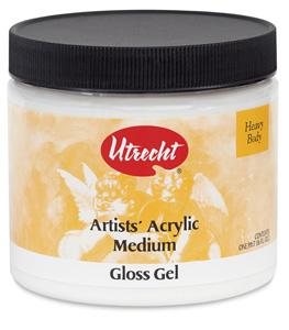 Gloss Gel Medium