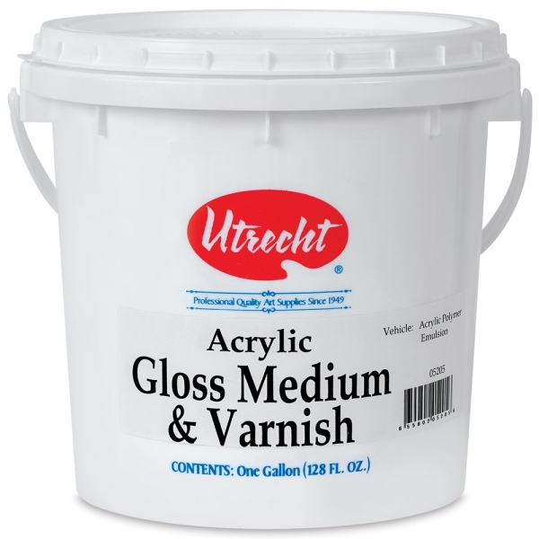Gloss Medium, Gallon