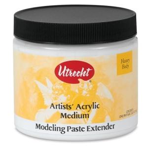 Modeling Paste Extender, 16 oz