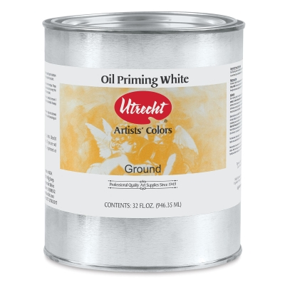 Utrecht Oil Priming White