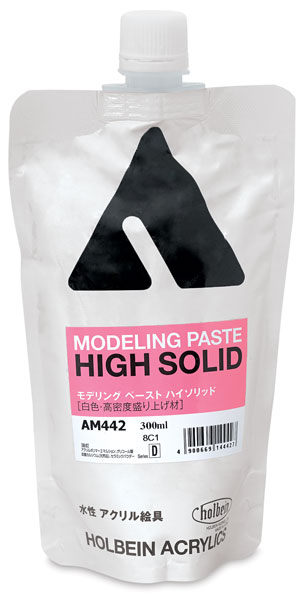 High Solid Modeling Paste