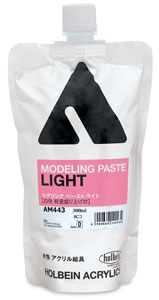 Light Modeling Paste
