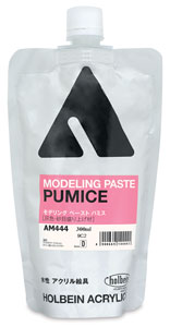 Pumice Modeling Paste