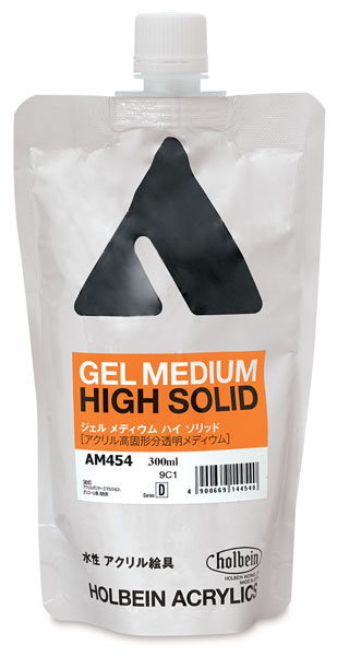 High Solid Gel Medium
