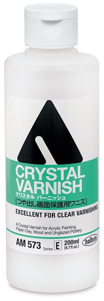 Crystal (High Gloss) Varnish