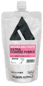 Pumice Modeling Paste, Extra Coarse