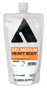 Heavy Body Gel Medium
